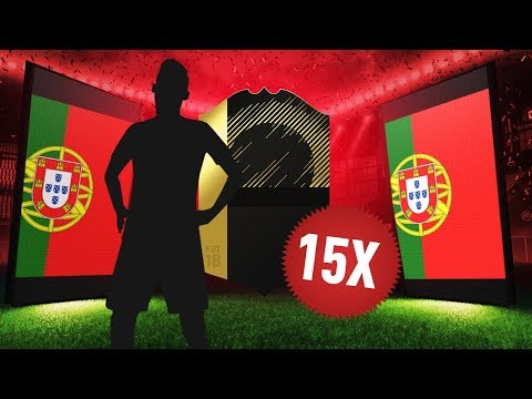 15 WYMIENNYCH IF! WALKOUT 90+ PACZKI ZA 125k 2w1!   FIFA 18