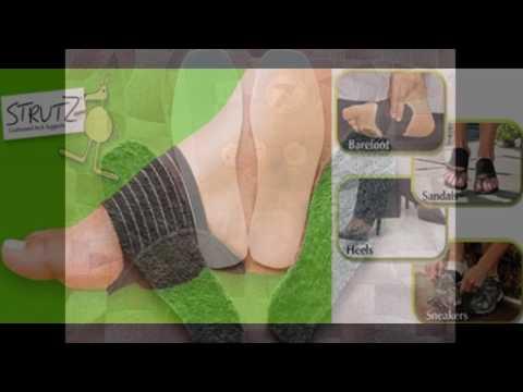 Самодельные ортопедические стельки