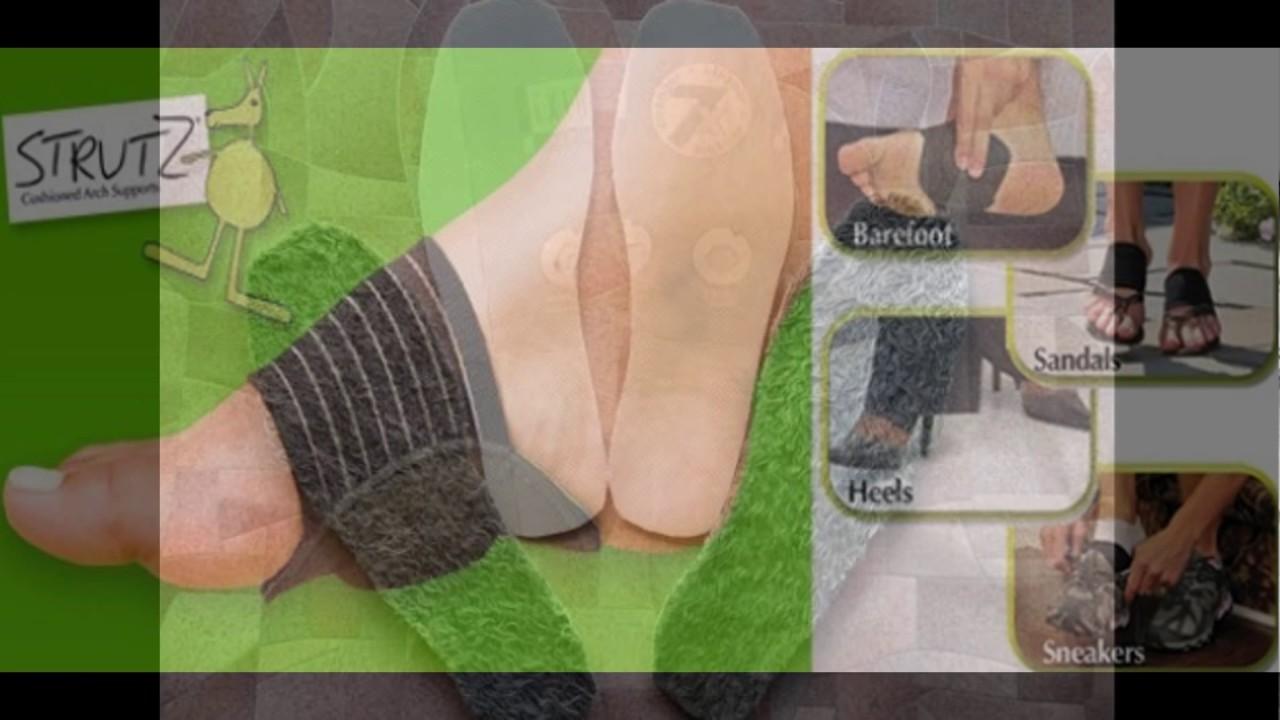 Ортопедическая стелька своими руками