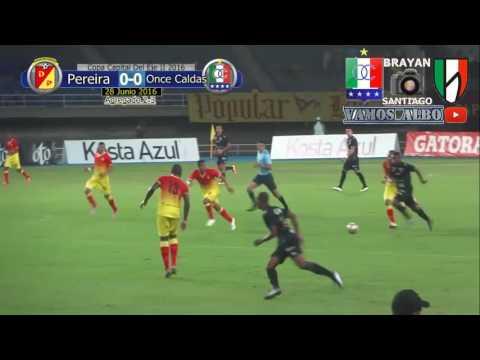 Resumen y coronacion, Pereira vs Once Caldas Copa Capital Del Eje 2016