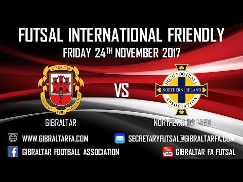 Gibraltar 6 vs 5 Northern Ireland - 24/11/2017