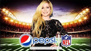 Avril Lavigne - Super Bowl Halftime Show