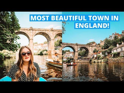Knaresborough, North Yorkshire - Most Beautiful Town In England!😍🇬🇧