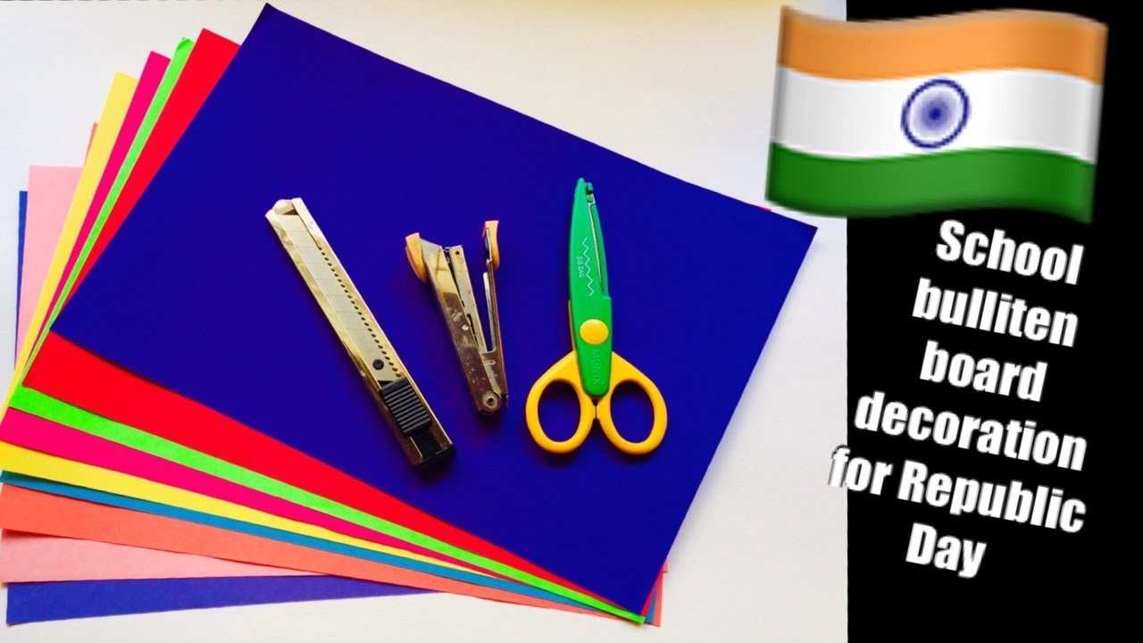 Independence Day Decoration For School Bulletin Boardparty Bannersoft Board Ideaspaper Garland