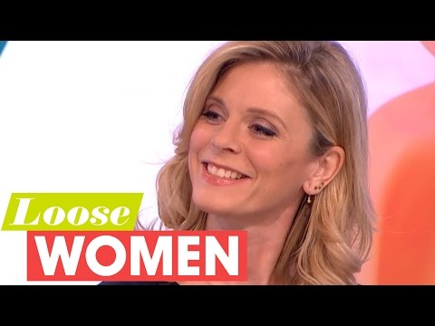 Emilia Fox Shares How Being in Mum's List Had an Impact on Her Life  Loose Women