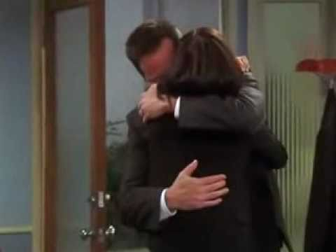 FRIENDS - Chandler: My wife is a incredible woman...