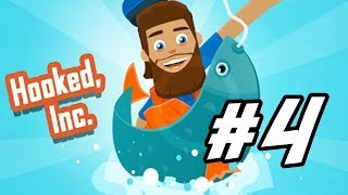 """Hooked, Inc. - 4 - """"Upgrading To Tier 6 Boat"""""""