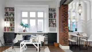 Прелестная однокомнатная квартира в Швеции