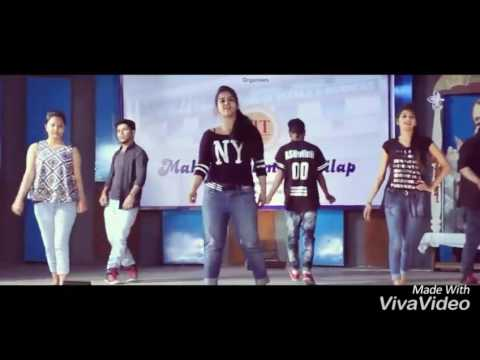best group dance bhiwani 2016
