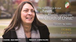 stories of faith sherry richard