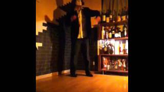 DANCER SHUHEI 2011.8