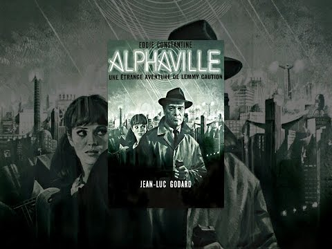 Alphaville : une étrange aventure de Lemmy Caution