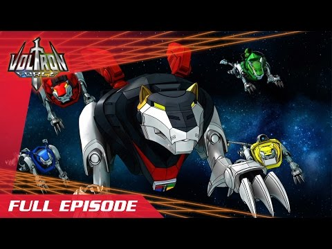 Voltron Force ep01 - New School Defenders