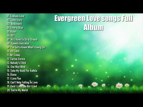 Evergreen Love Songs Full Album Vol. 100 , Various Artists