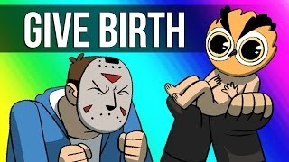 Vanoss Gaming Animated - Give Birth!