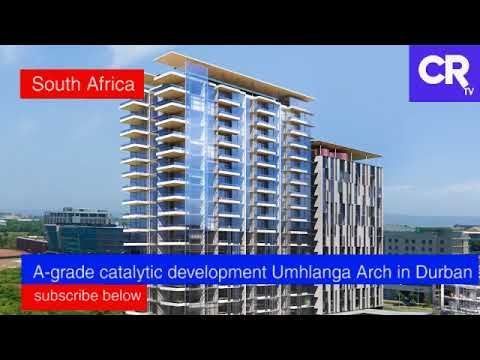 Construction of Umhlanga Arch South Africa  to commence
