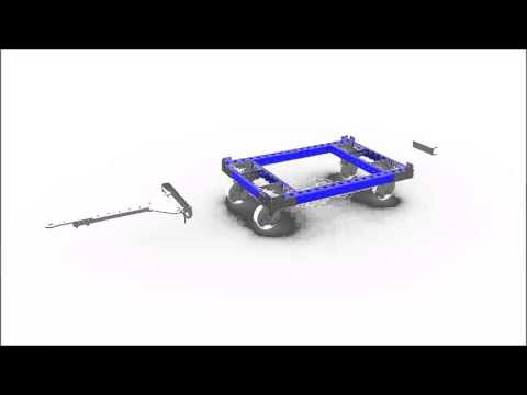Industrial carts and racks - Bolted together - Modular and flexible
