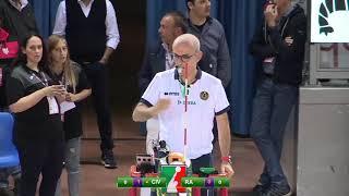 Superlega: Gli highlights di Civitanova-Ravenna 3-0