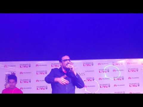 Ali Sethi singing AAQA at LUMS
