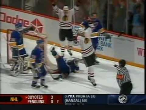 1990 Norris Division Final - Chicago vs St. Louis