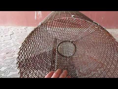 раколовка зонтик видео