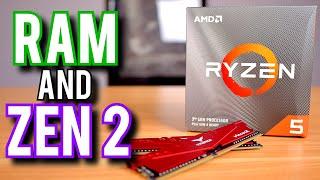 Ryzen 3000: Does RAM Speed Matter?