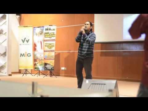 Dakmie - Tujuh Petala Cinta LIVE (Nasyid Amazingly Powerful Voice) HD