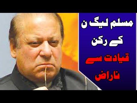 PML-N leaders unhappy with leadership of Nawaz Sharif | 24 News HD