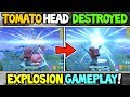 watch he video of *NEW* FORTNITE TOMATO TOWN HEAD EXPLODED - GAMEPLAY (Tomato Towns Famous Head GONE!) Season 5 Story