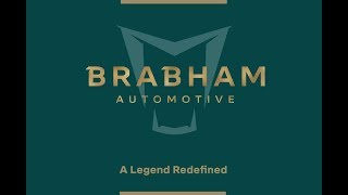 Brabham Automotive car brand launched