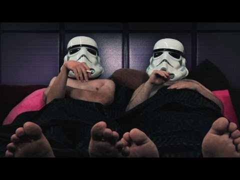 Darkstar Troopers  GAY STORMTROOPERS
