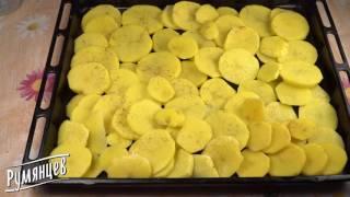 картофель в молоке с цветной капустой и брокколи - рецепт от компании