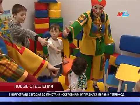 В детском токсикологическом отделении БСМП 25 открылась игровая комната