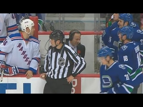Sean Avery thrashtalk (Avery Mic'd Up)