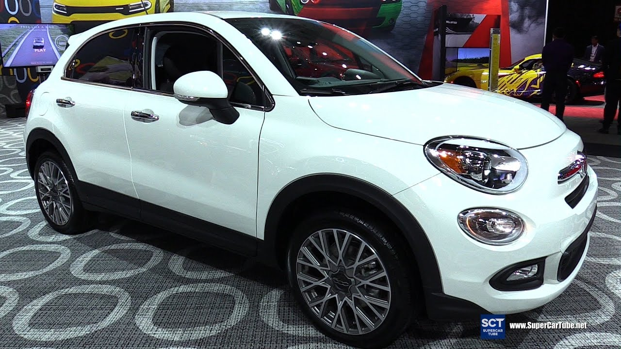Good 2017 Fiat 500X   Exterior And Interior Walkaround   2016 LA Auto Show    YouTube Pictures