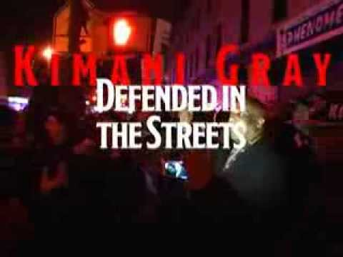 TRAILER: Defended In The Streets, Kimani's Story
