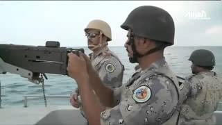 أنظمة مراقبة متطورة لتأمين الحدود البحرية السعودية