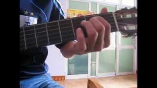 Niềm tin cho cát bụi (Bức Tường) - Hướng dẫn đệm guitar