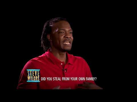 Sneak Peak: Is There A Theif Among Us?  (The Steve Wilkos Show)