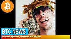 BTC News - Lil Windex Might Have 99 Problems, BCH Ain't One