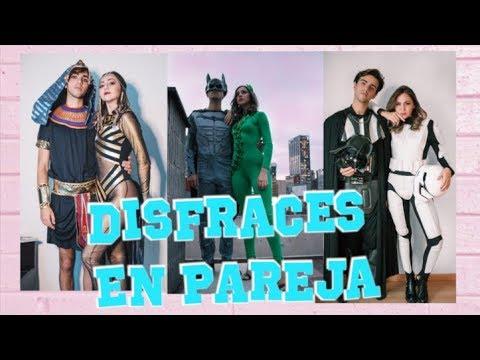 DISFRACES EN PAREJA ≠ DANIELA RUEDA ft. FEDE DOSOGAS