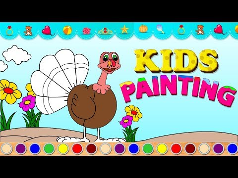 Kids Love To Paint Create Painting And Save It App Helps Them Share Their Imagination Your Will Enjoy Coloring