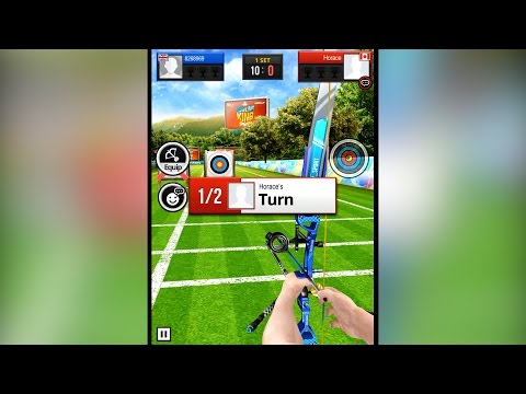 Archery King iPad Gameplay Video 🏹 thumbnail
