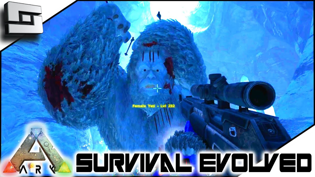 Ark survival evolved ice cave fail s3e84 gameplay clipzui malvernweather Choice Image