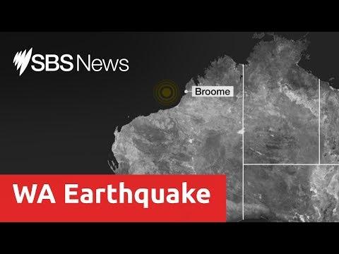 Western Australia struck by 6.5 magnitude earthquake