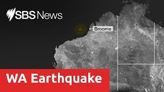 Western Australia struck by 6.5 magnitude earthquake