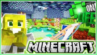Recovery Garden for Lizzie's Victims!   Minecraft One Life 2.0   Ep.23