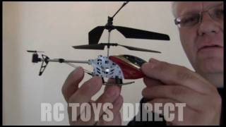 9808 RC MICRO HELICOPTER