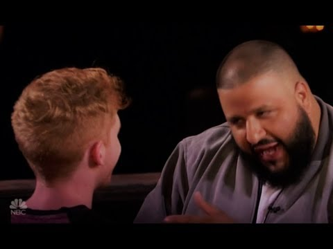 Chase Goehring: Get's Hit With DJ Khaled's GOLDEN BUZZER!!! America's Got Talent 2017