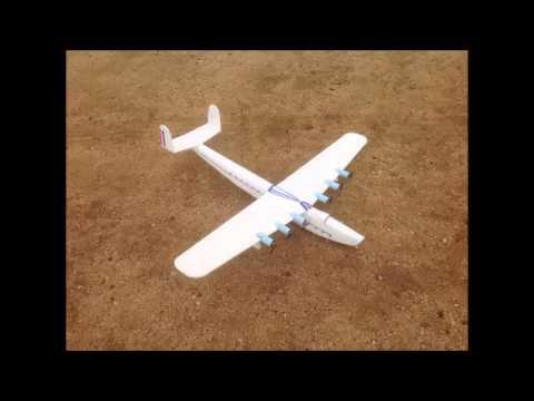 Latecoere 631 - A French civil transatlantic flying boat free flight slide show KINGMAN AZ